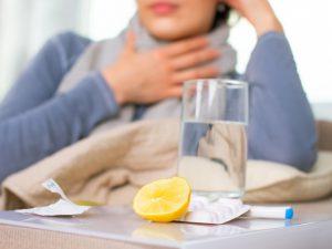Как грипп и простуда мешают друг другу?
