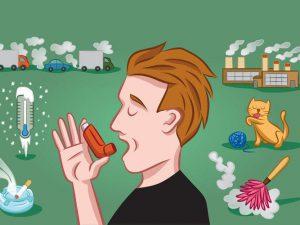 Грипп и астма: в чем фатальная опасность?