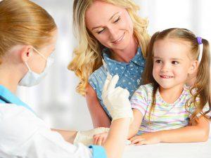 Подготовка ребёнка к вакцинации
