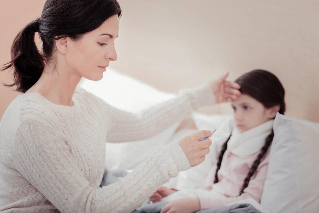 Что маме нужно знать о парагриппе