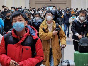 В Китае выросло число погибших от коронавируса