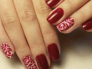 Шеллак на ногтях: модные тенденции