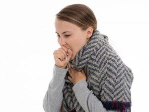 Найдена молекула туберкулеза, вызывающая кашель