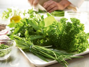 Правильная обработка зелени обезопасит от кишечной инфекции