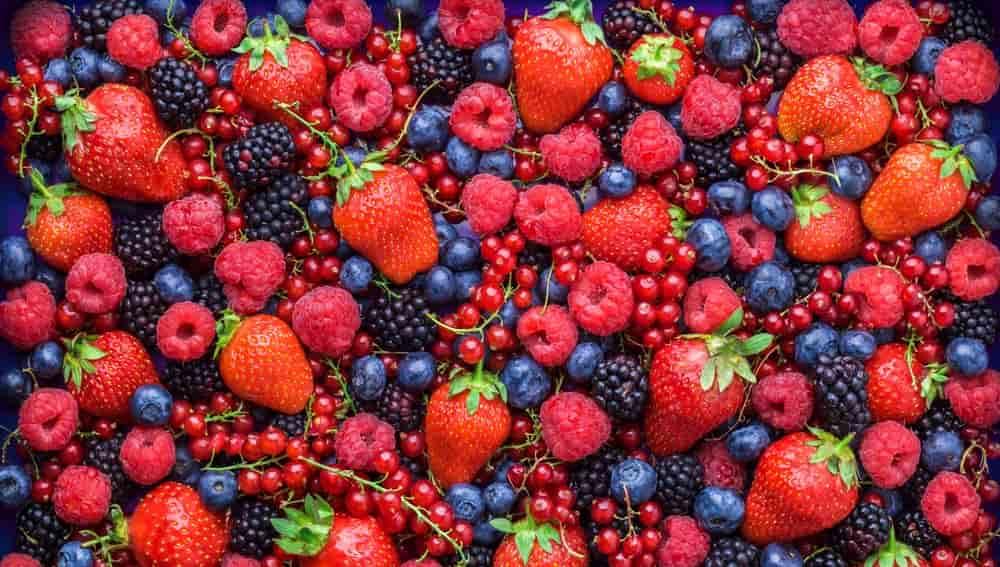 Какие ягоды самые полезные для здоровья легких