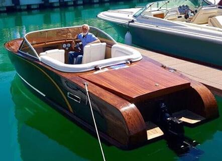 Аренда катера в Сочи для морских прогулок