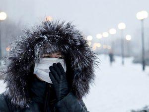 Холодная погода зимой спровоцирует вспышку COVID-19