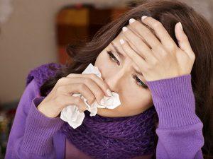 Простудные инфекции готовят организм к защите от COVID-19