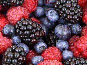Эти ягоды полезны для поддержания здоровья легких