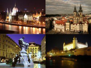 Путешествие в европейские столицы