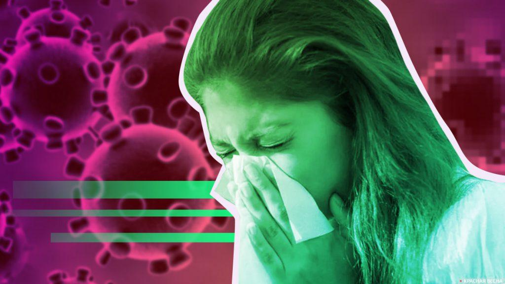 Эксперт оценил влияние гриппа и коронавируса друг на друга