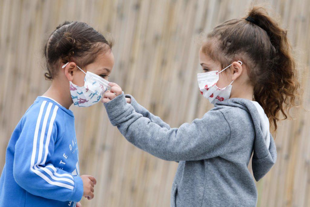 Зафиксирован аномальный случай коронавируса у детей
