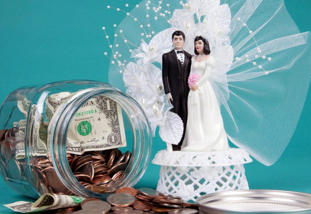 Выгодные займы на свадебное торжество