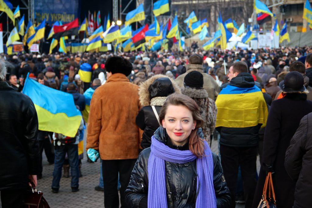 Что происходит в Украине