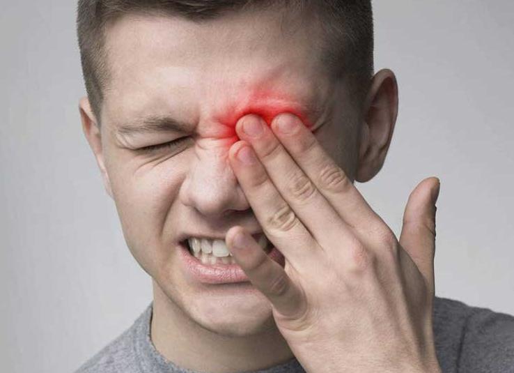 Назван самый редкий симптом COVID-19