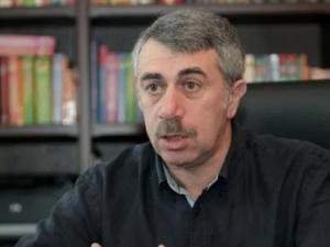 Доктор Комаровский рассказал о главных отличиях симптомов коронавируса и простуды