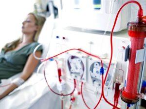 COVID-19 повышает риск смерти больных на диализе