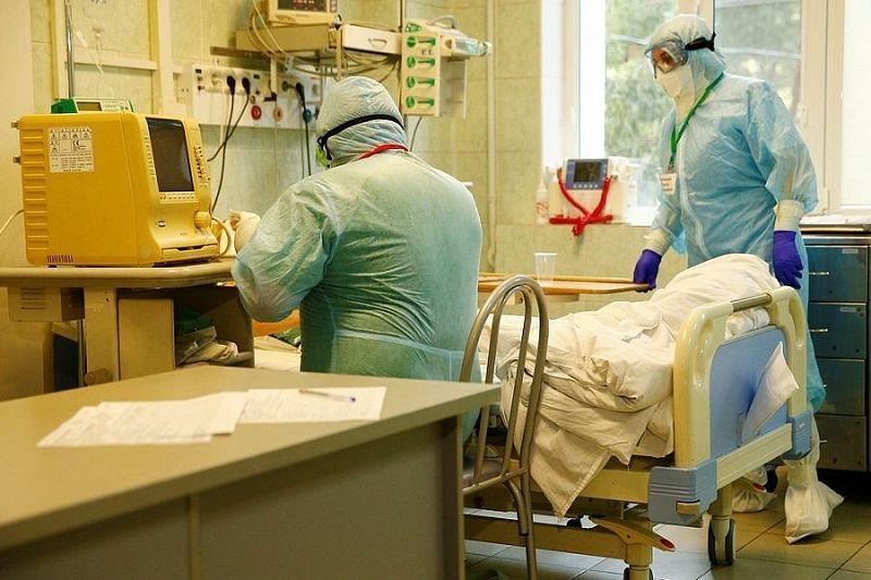 Пациентов с ковидом разделили на 3 группы