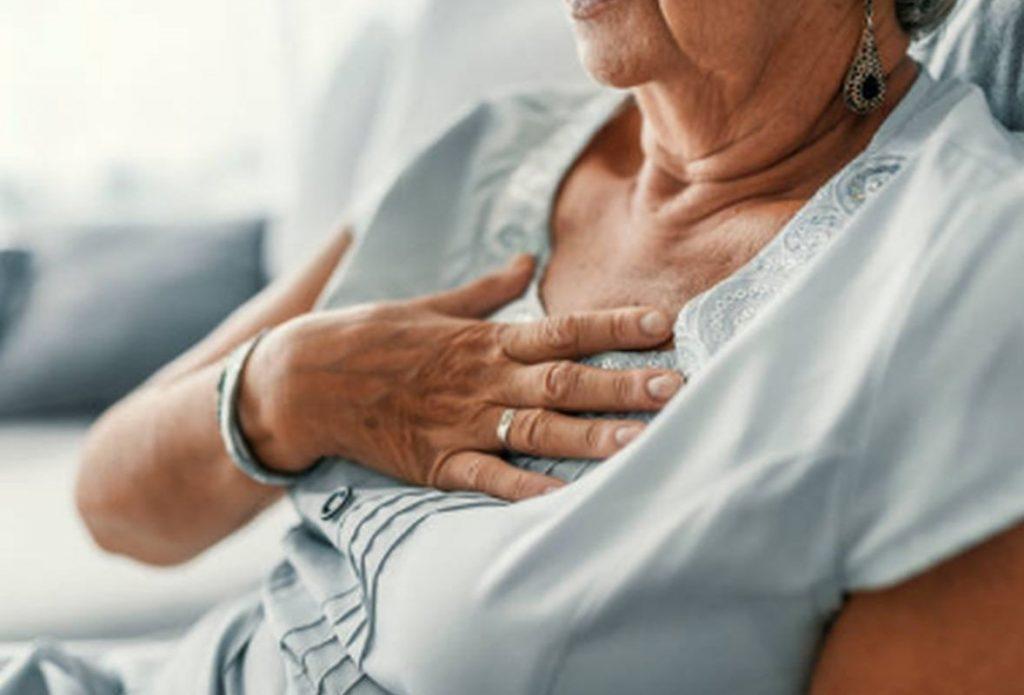 Симптомы коронавируса: на что похожа боль в груди из-за COVID-19?