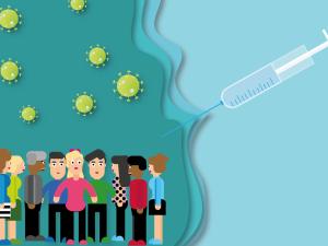 Стало известно, почему молодежь сильнее реагирует на вакцину