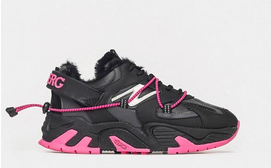 Итальянские кроссовки для женщин и девочек Айсберг