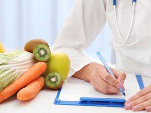 Правильная диета снижает риск развития Covid-19