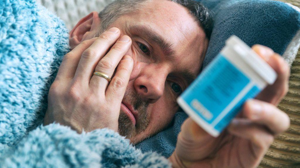 Антидепрессанты показали неожиданный эффект в лечении «постковидной» депрессии
