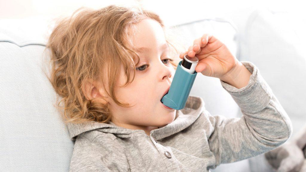 Астма не осложняет течение COVID-19 у детей