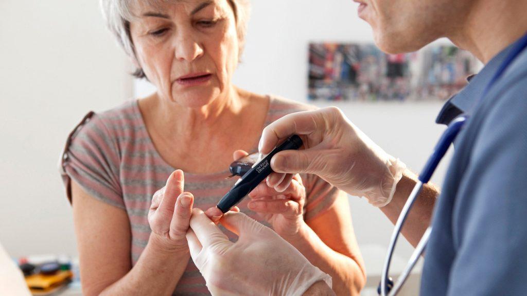 Риск смерти от COVID-19 выше при диабете второго типа, чем первого